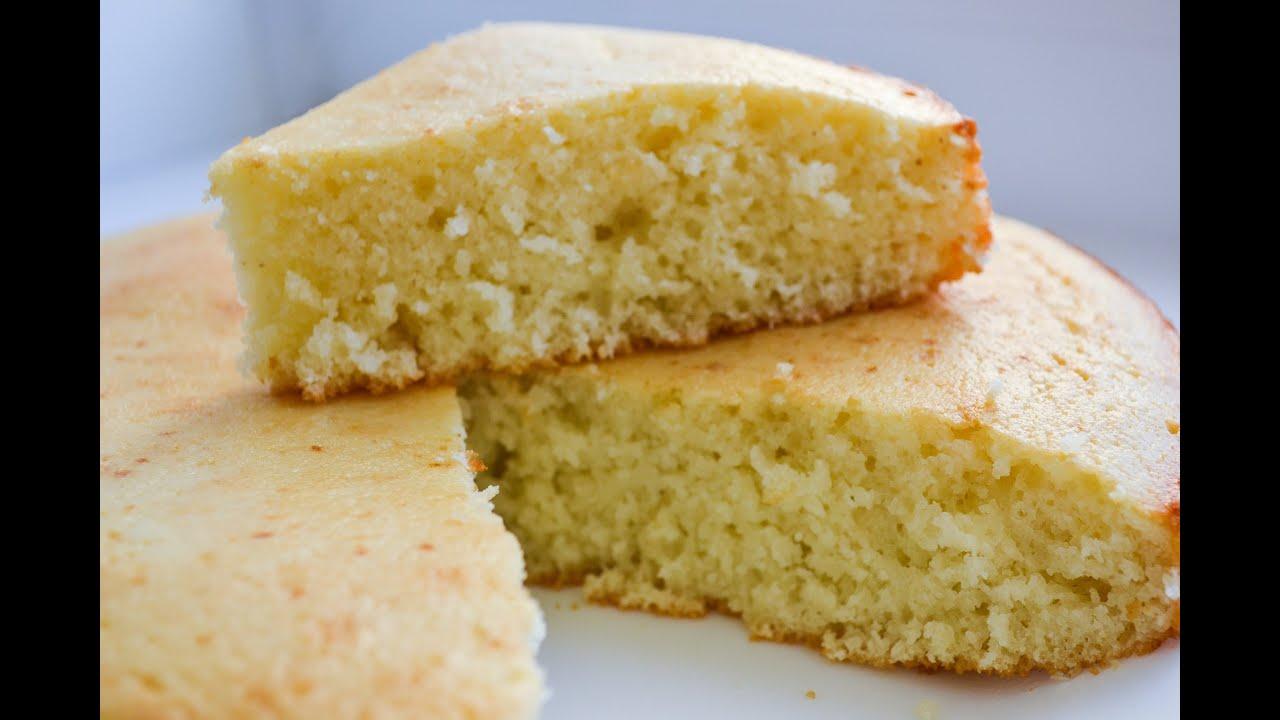 Манный пирог на сыворотке рецепт