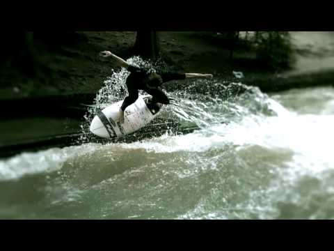 Xperia active: Munich City Surfing
