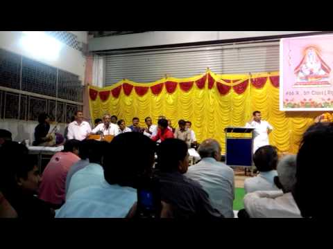 Rajasthani Bhajan Rajaram Ji Mharaj In Bangalore L video