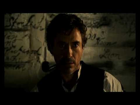 Discombobulate- Sherlock Holmes