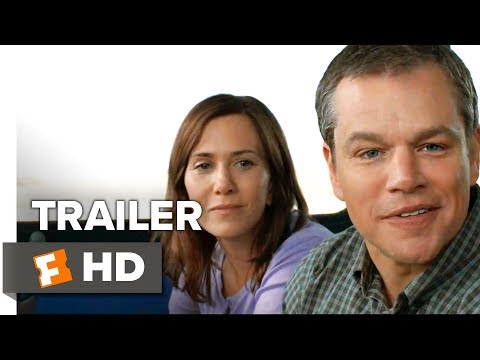 Downsizing Trailer #1 (2017)   Movieclips Trailers
