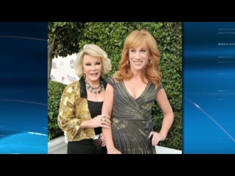 Kathy Griffin: Respect must be paid to Joan Rivers