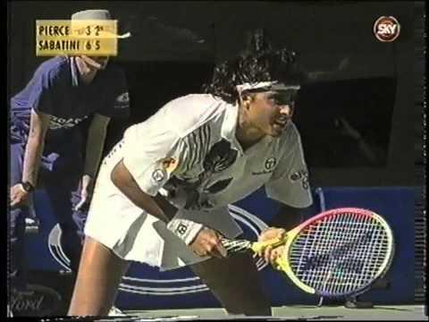 Gabriela Sabatini v Mary Pierce Australian Open 1994 pt2