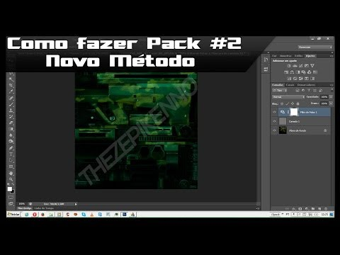Como fazer Pack #2 Novo Método By TheZePiKeNNo