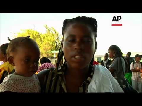 Bahamas send Haitian nationals home as they begin to enforce new immigration rules