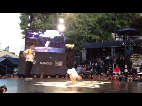 Drunk vs Free Nai   RedBull Bcone Asia Pacific 2013