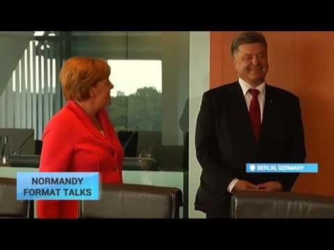 Summing Up Normandy Format Talks: Ukraine briefs journalists on results of Berlin meeting