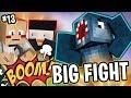 THE BIG FIGHT!! - FRIEND OR FOE! #13 | MINECRAFT