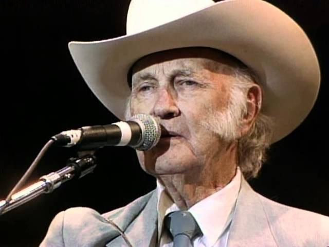 Bill Monroe - Mule Skinner Blues (Live at Farm Aid 1990)