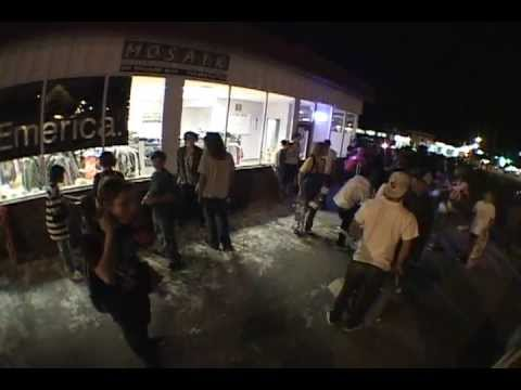 MOSAIK Flashback Friday - Fallen Video Premiere and Game of Skate September 5th, 2008