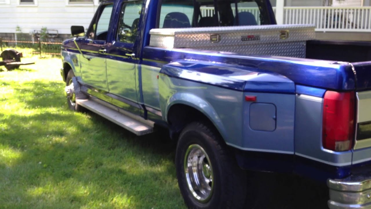 1997 Ford F350 Dually