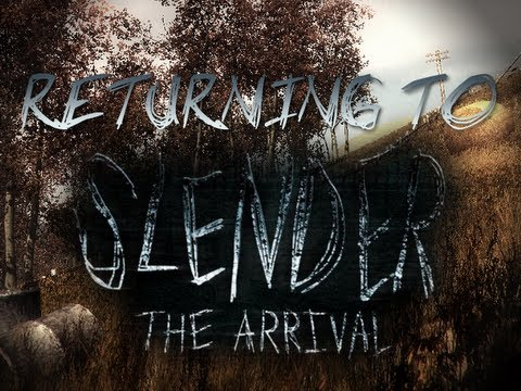 From man to pussy from just 1 game D: - Slender: The Arrival Ep2