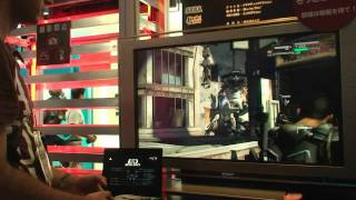 TGS 2011 - Binary Domain Gameplay