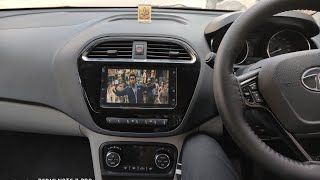 TATA TIAGO 2019(7inch) TOUCHSCREEN INFOTAINMENT SYSTEM BY HARMAN DETAILED OVERVIEW...
