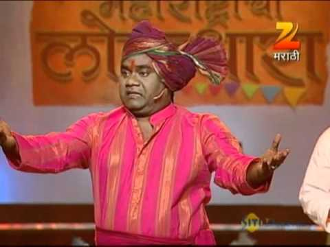 Maharashtrachi Lokdhara May 29 '12 Part - 4 video