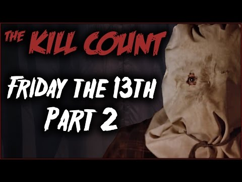All the kills in Friday the 13th Part 2, broken down and analyzed! PATREON � https://patreon.com/deadmeatjames Dead Meat on Social Media: Twitter � https://twitter.com/deadmeatjames...