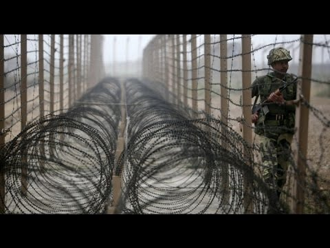 India Tightens Security on Pakistan Border After Punjab Attack