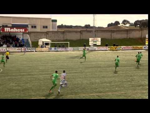 Arroyo 1 - Villanovense 1 (14-12-14)