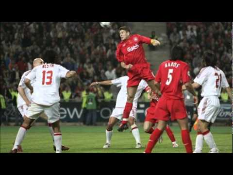 BBC 5Live's commentary from Istanbul 2005 - Liverpool vs AC Milan