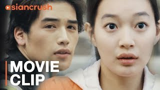 Using your superhuman strength to stalk your crush | Clip from 'My Mighty Princess'
