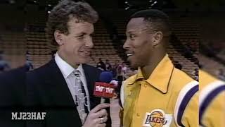 Byron Scott Post-Game Interview (1990.02.07)