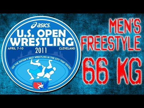 Teyon Ware vs. Cary Kolat - Men&#039;s Freestyle 66Kg 2011 ASICS Wrestling U.S. Open