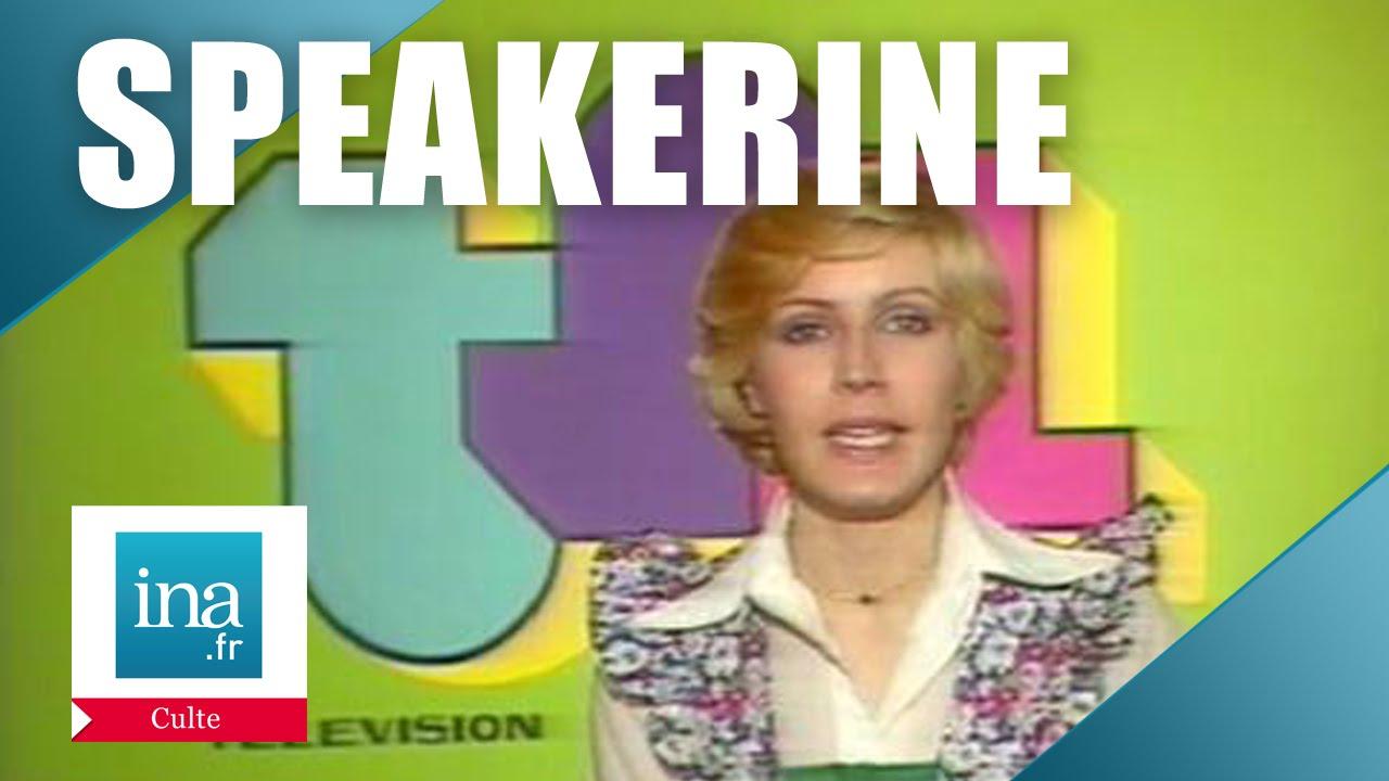 Speakerine Evelyne Dheliat Archive Ina Youtube