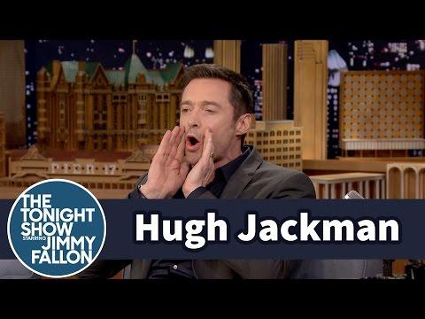 Hugh Jackman Went to Disney World as Pan's Blackbeard