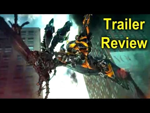 Autobots Vs Dinobots In The Age Of Extinction | Transformers 4