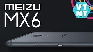 Meizu MX6 Обзор