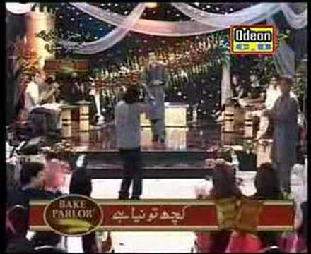 Hamayun Khan  Naway Sandara (gulay Ro Ro Raza) video