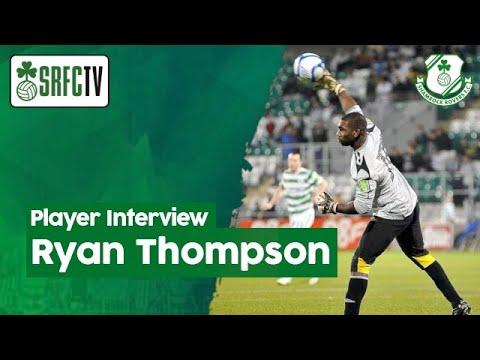 Ryan Thompson interview 23-05-2020