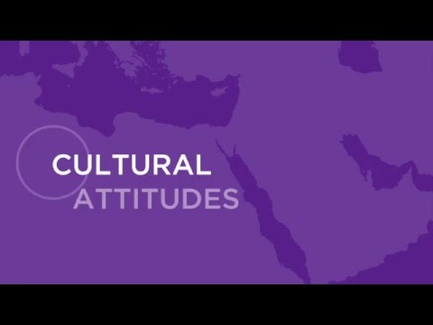 Cultural attitudes toward media in the Middle East (2016)