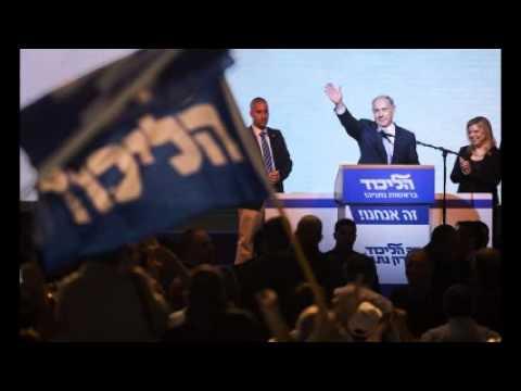 Netanyahu sweeps to surprise Israeli election win