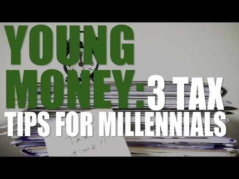 Young Money: Tax Tips for Millennials | CNBC