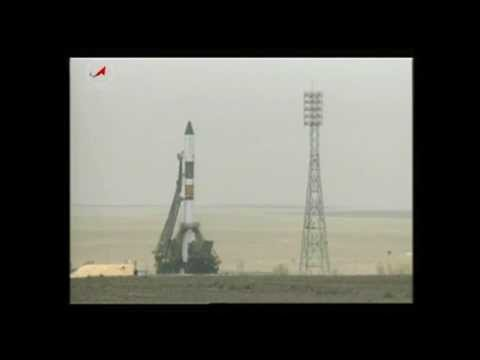Russian Cargo Freighter Heads for the International Space Station