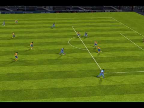 FIFA 14 Almost scored on Buffon FAIL