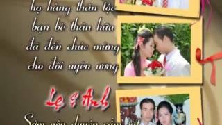 Dam cưới _Le_Anh_2010