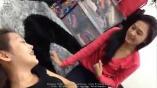 Erin Malek & Mawarashid: Tengok Muke Sape Yang Merahhh Hahahaha Nampak Lurah Dalam Erin Malek