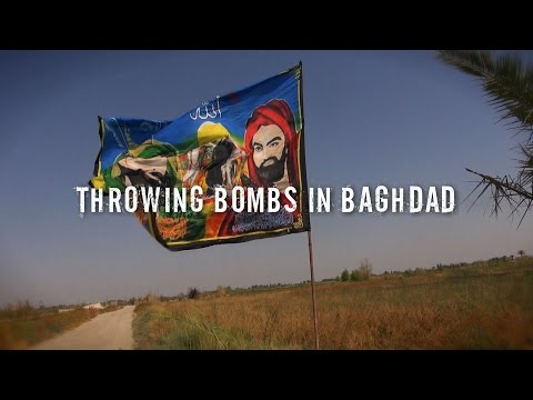 Throwing Bombs in Baghdad