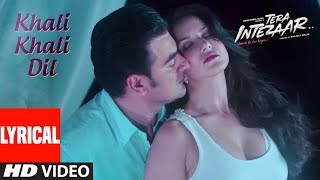 Sunny Leone  Khali Khali Dil Video Song Lyrics  Te