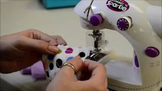 How To Use the Sew Crazy Sewing Machine
