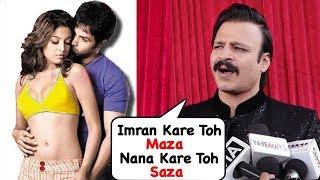 Vivek Oberoi Makes FUN Of Tanushree Dutta & Nana Patekar Incident
