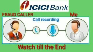 Bank fraud call.!  Ullu bnaya! Loot liya re babuwa!