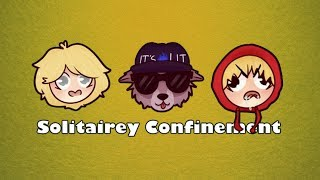 Solitairey Confinement Podcast #25 - Conspiracy Theories