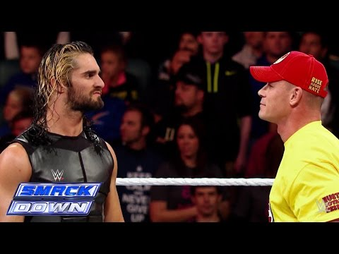 A special look at John Cena's rivalry with Seth Rollins: SmackDown, December 12, 2014