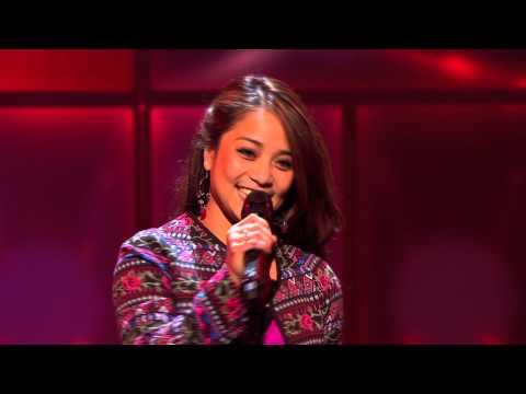 The Voice of Ireland Series 3 Ep 5 - Daisy Valenzuela Blind Audition