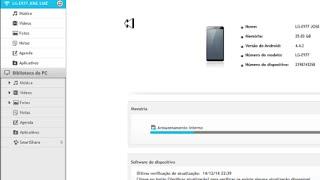 TUTORIAL PC SUITE  PARA SMARTPHONE LG ANDROID SUPER FACIL