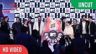 UNCUT - MTV Unplugged 2017   Full Press Conference   Armaan, Amaal Malik, Rekha Bhardwaj, Papon