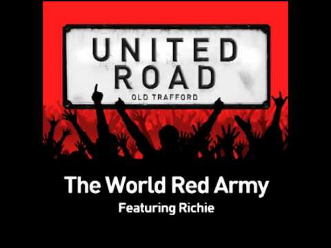 United Road By The World Red Army Featuring Richie video